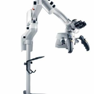 Carl Zeiss Microscope OPMI Sensera S7 System With Camera And Assistant