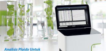 Analisis Ploidy Untuk Pemuliaan Tanaman Dengan Metode Flow Cytometry