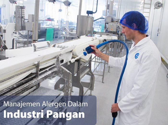 Penerapan Manajemen Alergen Industri Pangan